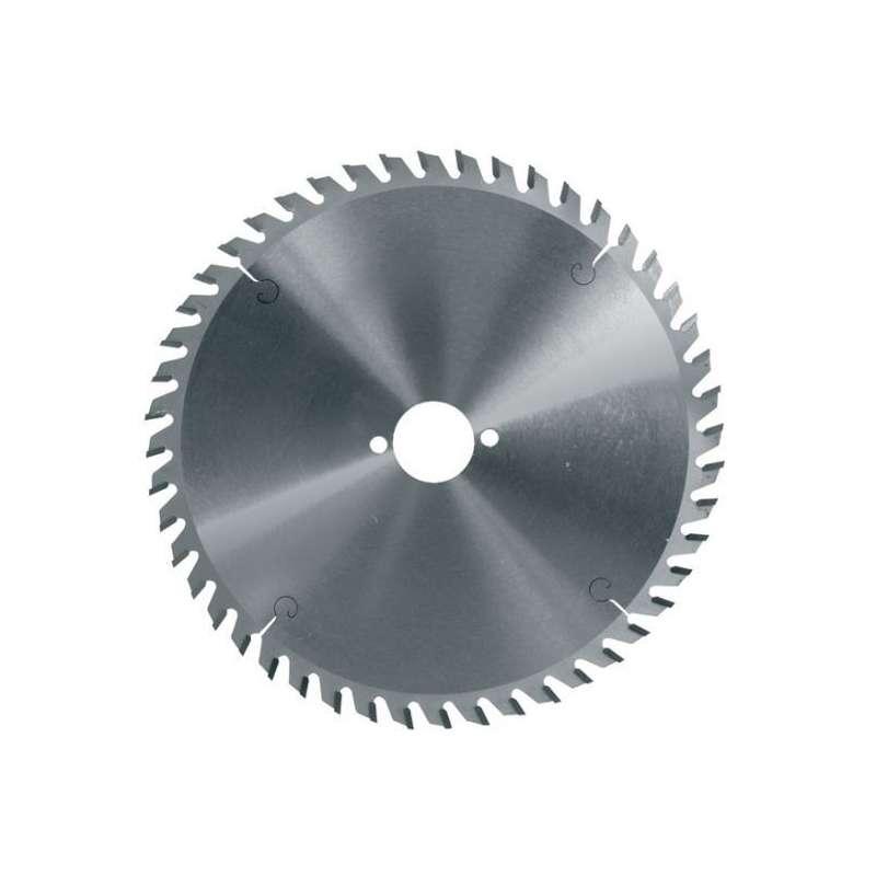 Lame de scie circulaire carbure dia 200 mm - 48 dents alternées (pro)