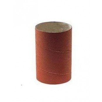 Manchons abrasifs grain 80 pour cylindre ponceur Kity alésage 20 (lot de 10)