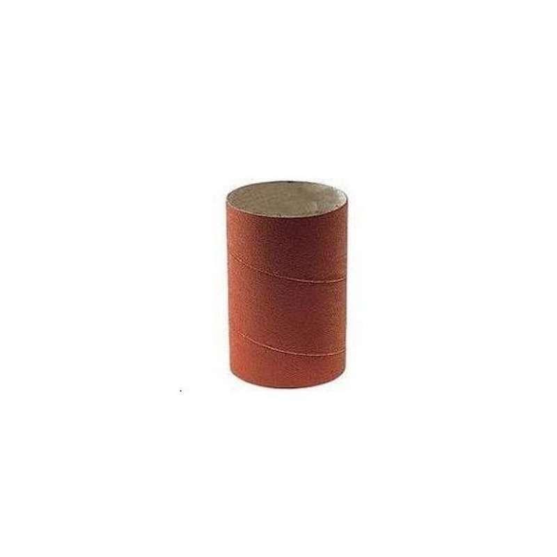 Manchons abrasifs grain 120 pour cylindre ponceur Kity alésage 20 (lot de 10)