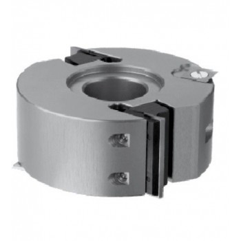 Porte outils multifonctions hauteur 50 diametre 120, alesage 50