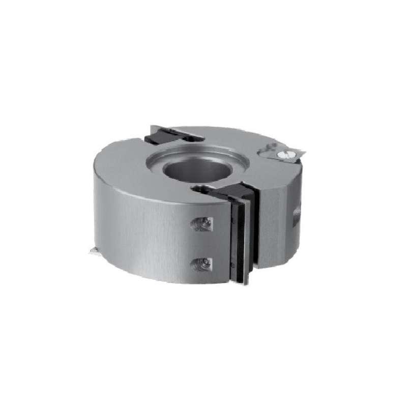 Profile cutterhead for spindle moulder shaft 50 mm