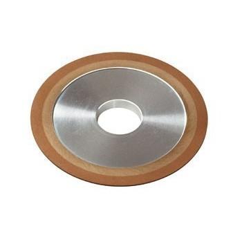 Meule diamant alésage 13 mm pour affûteuse de lames carbure SBS700