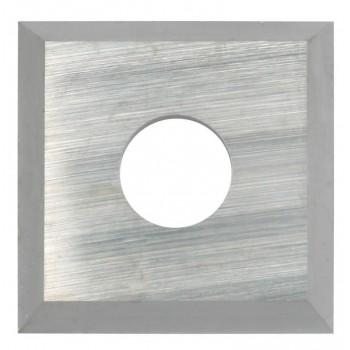 Inserto in metallo duro (araseurs) 14.3x14.3x2.5 mm, confezione da 10 pezzi