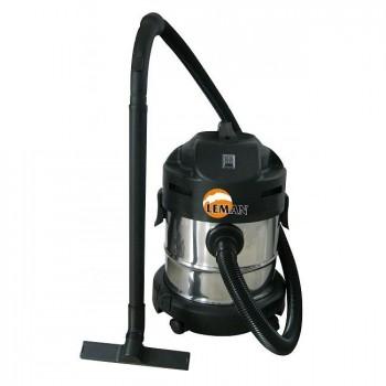 Aspirateur d'atelier eau et poussière Leman LOASP201