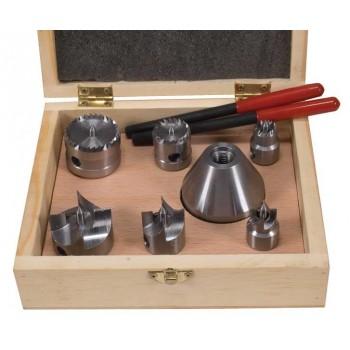 Kit de griffes d'entraînement pour tour à bois