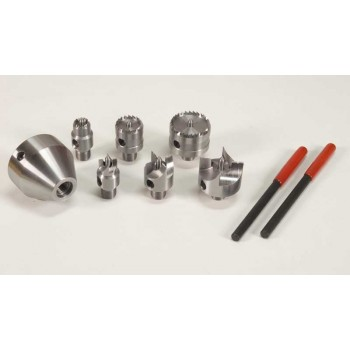 Drive center set M33 for wood lathe