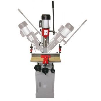 Escopleadora de cincel cuadrado inclinable Holzmann STM26S
