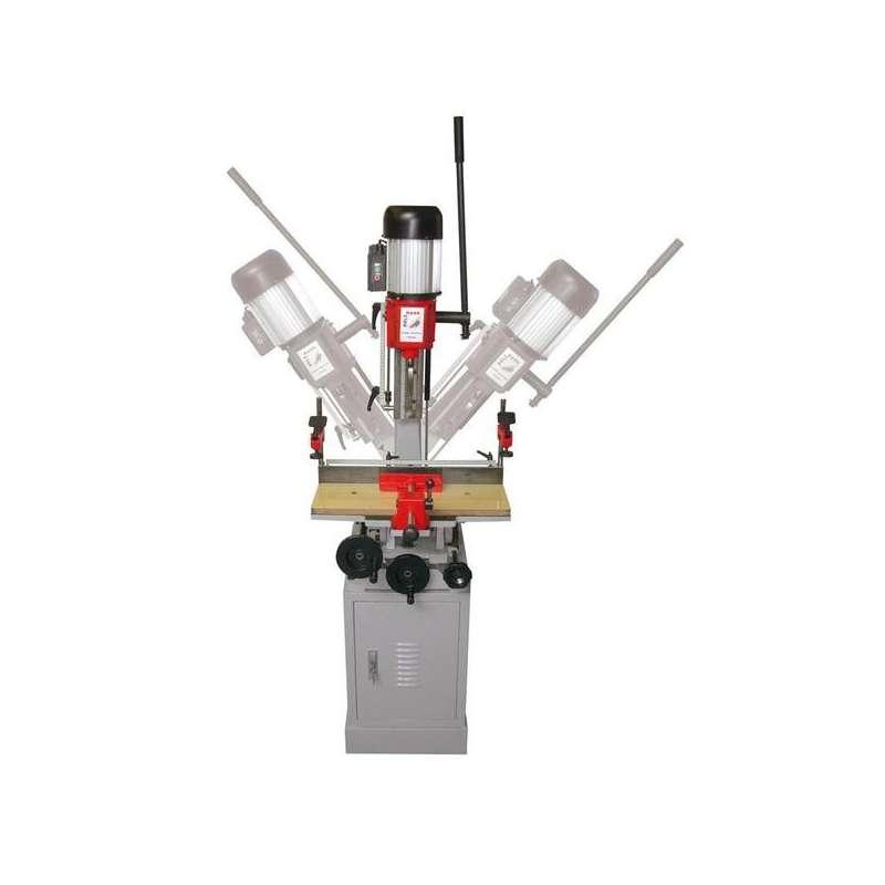 Mortaiseuse à bédane carré inclinable Holzmann STM26S (socle en option)