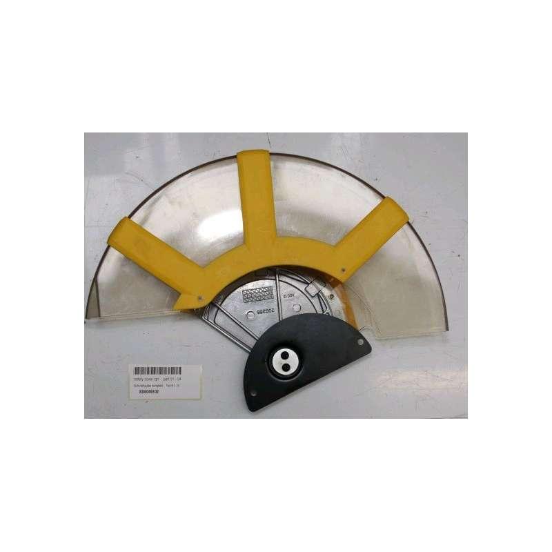 Protecteur de lame sur scie à onglet radiale Kity MS305DB