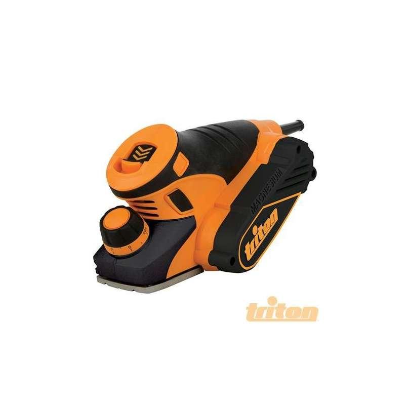Rabot électrique de paume Triton 60 mm - 420 W
