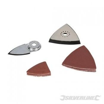 Multi-Tool Sanding Accessory Kit 14pce
