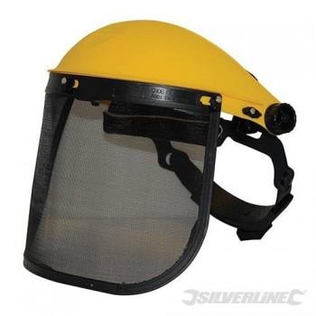 Protective visor mesh