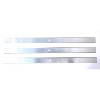 Hobelmesser reversibel 310 x 18.5 x 1.0 für Kity 1647 (3er set)