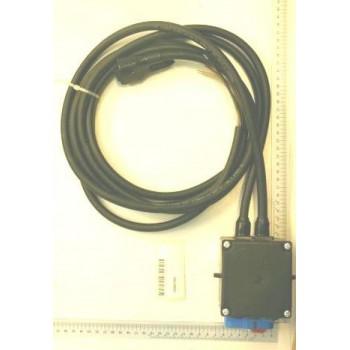 Interrupteur triphasé pour dégauchisseuse Kity 637