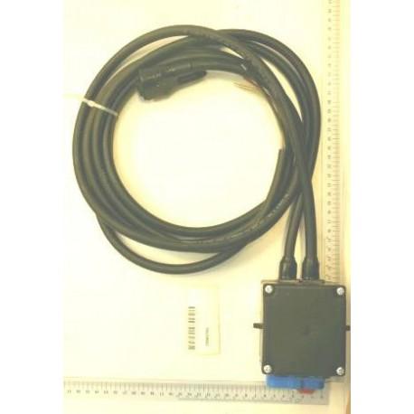 Interrupteur monophasé pour dégauchisseuse Kity 637