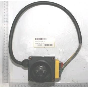Interrupteur marche arrêt pour fendeur vertical