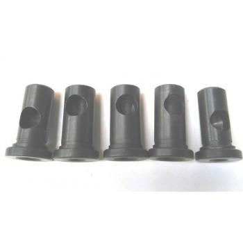 Juego de abrazaderas (zócalos) para mini combinado Kity K6-154, Scheppach Combi 6 y Woodstar C06