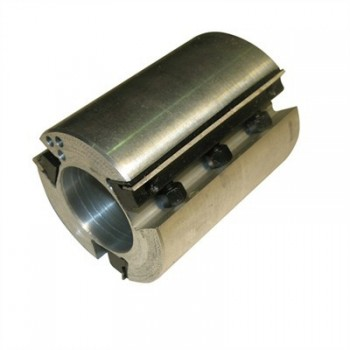 Albero porta lame per pialla elettrica GMC e Tritone 82 mm