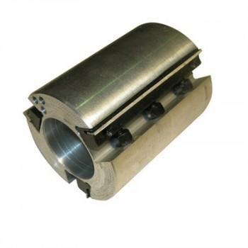 Arbre porte lames pour rabot électrique GMC et Triton 82 mm