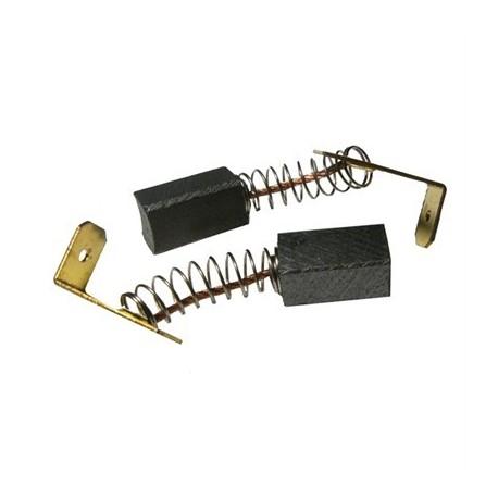 Brasas de un plano eléctrico de la palma Triton 60 mm