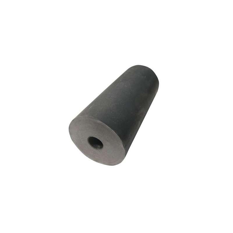 Cilindro de goma de 51 mm para lijadora oscilante Scheppach OSM100 y Triton TSPS450