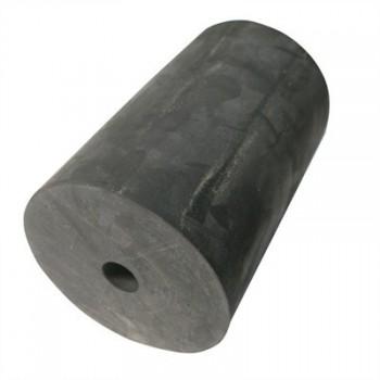 Cylindre caoutchouc 76 mm pour ponceuse oscillante Scheppach et Triton