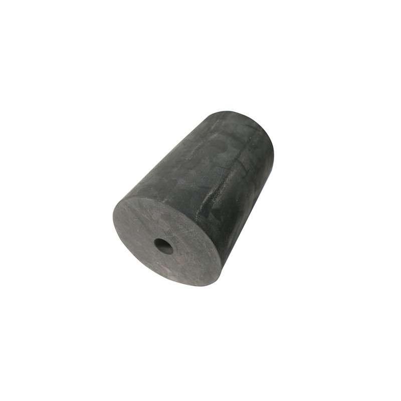 Rubber cylinder 76 mm for oscillating sander Scheppach OSM100 and Triton TSPS450 or TSPST450