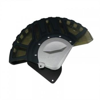 El Protector de la cuchilla de sierra de brazo radial 305 mm GMC