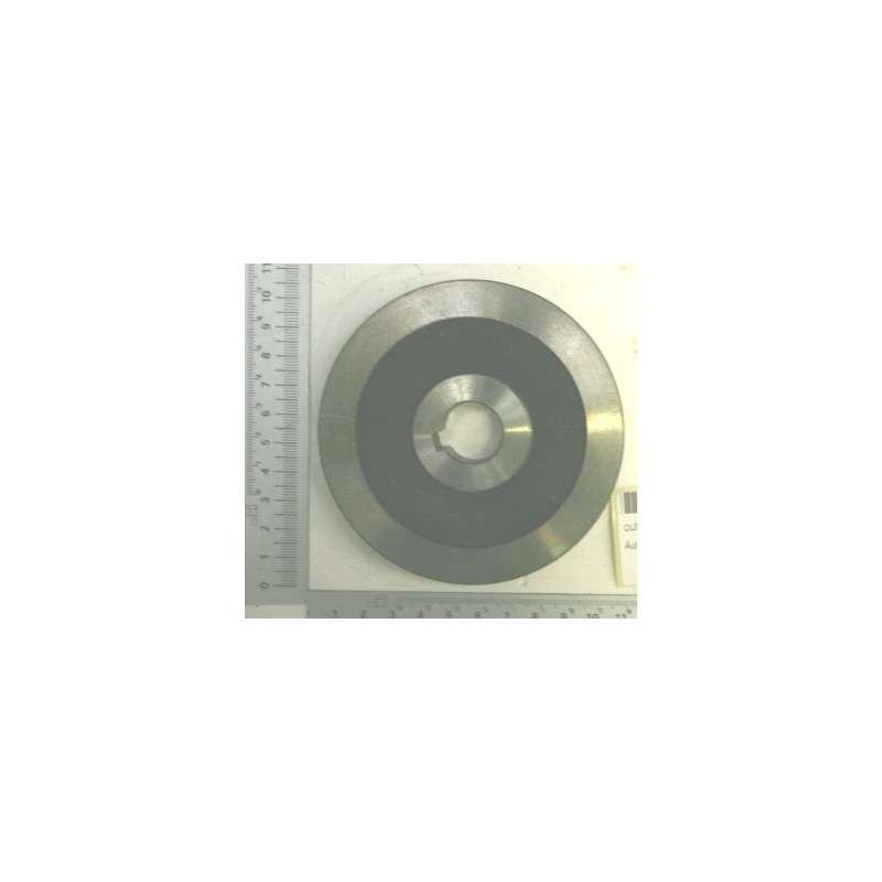 Flasque pour lame sur scie à bûche Kity PL5000, Scheppach HS510, Woodstar SW51, SW52