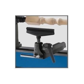 Soporte Apoyo de herramientas 150 mm para mini torno de madera
