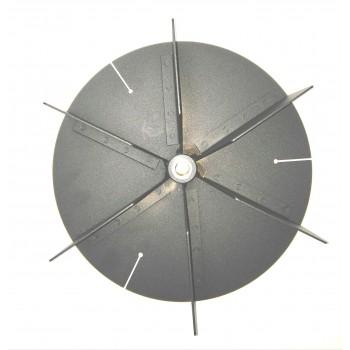 Aspirapolvere a turbina per chip Kity 694 e 695