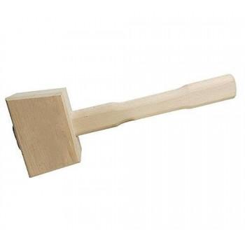 Maillet de menuisier en bois longueur 310 mm