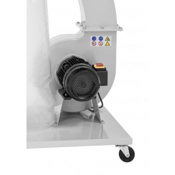 staubsauger chip bernardo dc350 cf 200 liter 400v. Black Bedroom Furniture Sets. Home Design Ideas