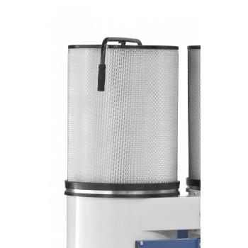 Dust collector Bernardo DC750CF - 400V