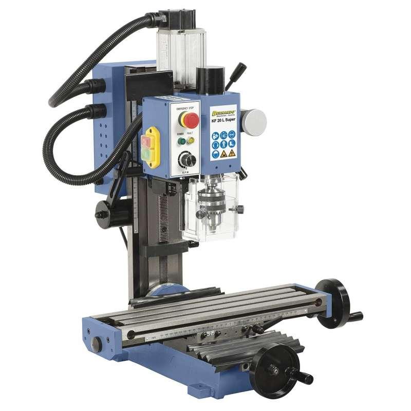 Milling machine metal Bernardo KF20 Super - 230V