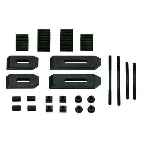 Assortiment de pièces de bridage M6 - T8