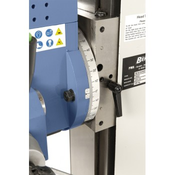 Milling machine metal Bernardo BF25 SUPER - 230V