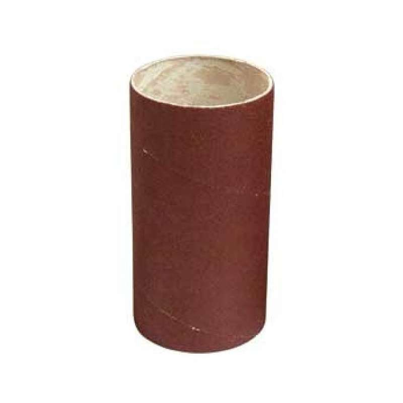 Bobbin sleeve for sanding cylinder height 120 shaft 50 mm - Grit 60