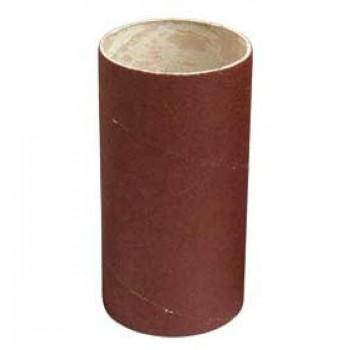 Bobbin sleeve 120 grit for abrasive cylinder Ø80x120x50