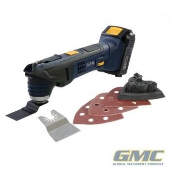 Outil oscillant multifonction GMC 18 V