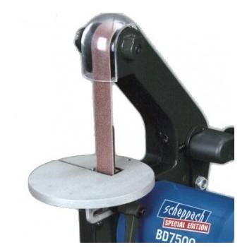 Banda abrasiva 25x762 mm grano 80 para lijadora de banda y disco