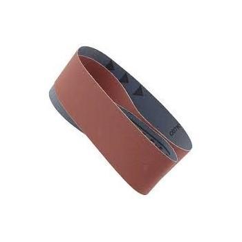 Banda abrasiva 100x915 mm grano 60 para lijadora de banda y disco