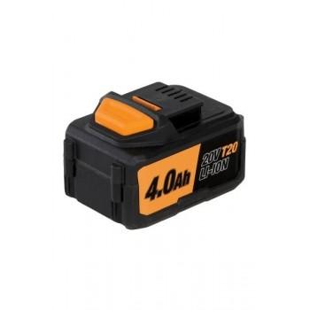 Batterie 4,0 Ah pour perceuse Triton série T20