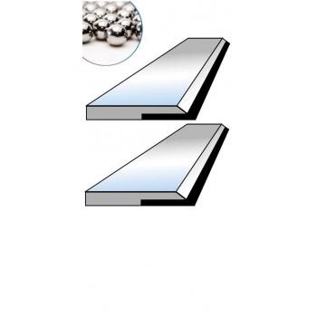 Lama per pialla HM 260 x 20 x 2.5 mm (set di 2)