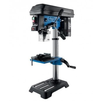 Tischbohrmaschine Scheppach DP16SL mit Schraubstock