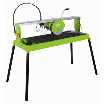 Tagliapiastrelle elettrico sulla tabella Zipper ZI-FS250