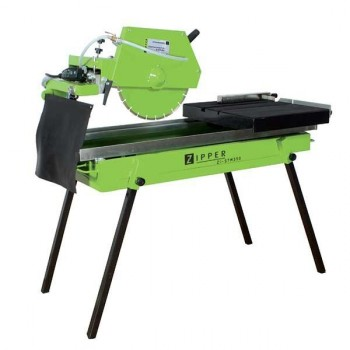 Electric tile cutter on table Zipper-ZI-STM350