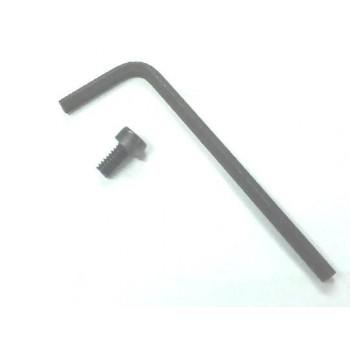Schrauben-Schlüssel 6 Pfannen 3/32 1/8 w