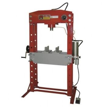 Presse d'atelier pneumatique 50 tonnes Holzmann WP50H