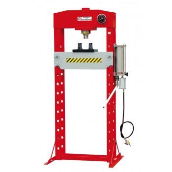 Presse d'atelier hydraulique 30 tonnes Holzmann WP30H